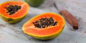 poderosos benefícios das sementes de mamão