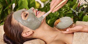 mascaras caseiras para limpar a pele