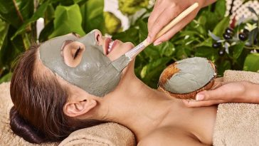 mascara caseira para o rosto