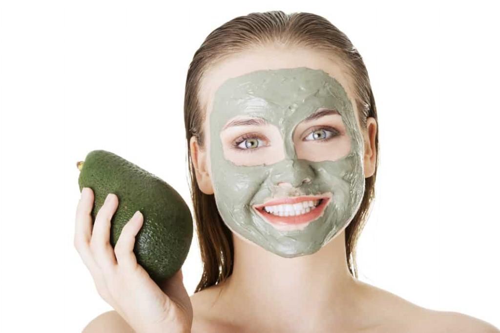 Máscara de Abacate Para Hidratar o Rosto e Eliminar Imperfeições