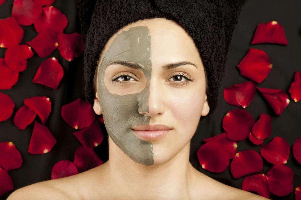 Benefícios da Máscara de ArgilaVerde Para Limpar a Pele