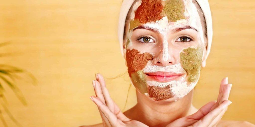 Benefícios da Máscara de Argila Verde Para Limpar a Pele