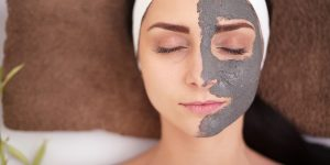 mascara de lama para remover imperfeições funciona