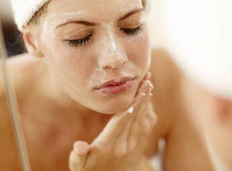 mascara facial com ovo para fechar os poros