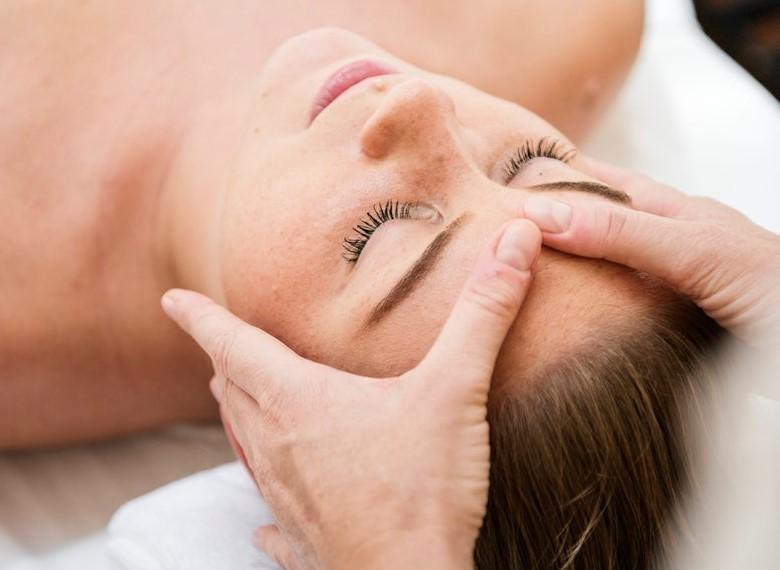 massagem para dor de cabeca
