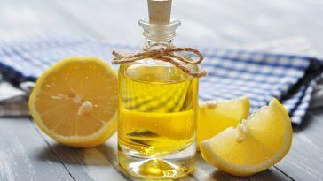 oleo de limao