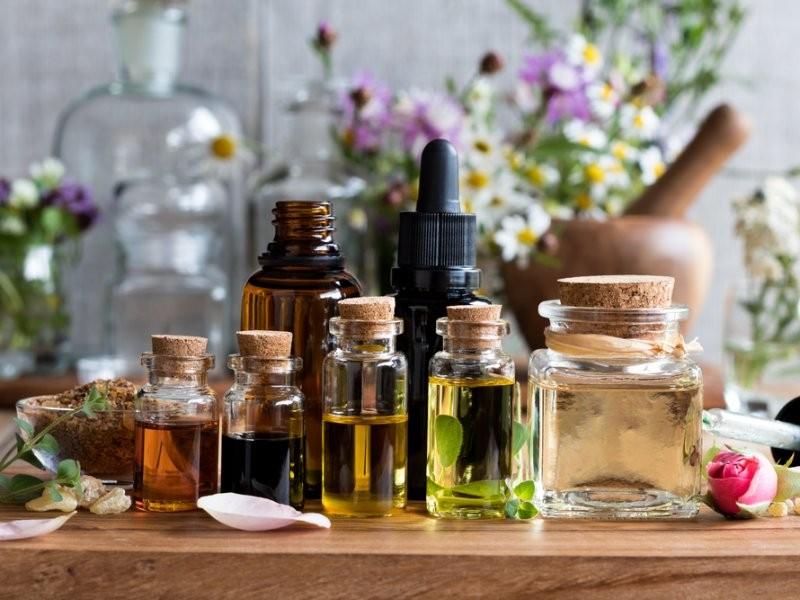 óleos naturais para cuidar da pele e cabelo