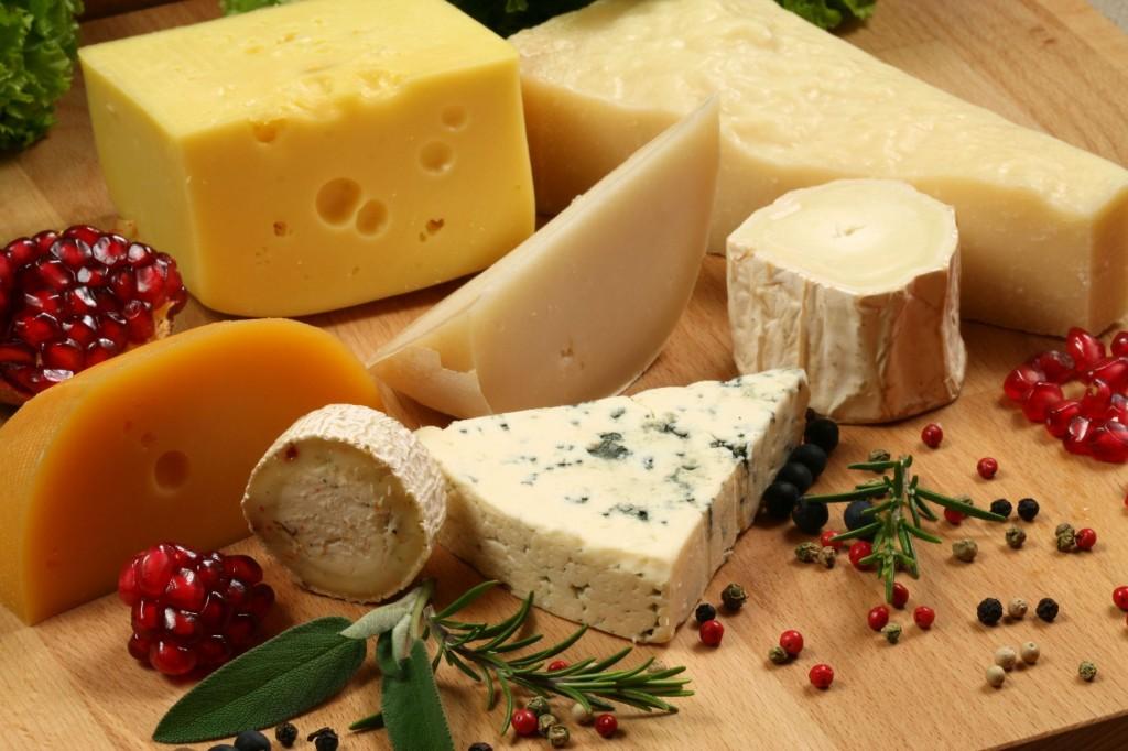 boas bactérias sobrevivem ao envelhecimento em alguns queijos