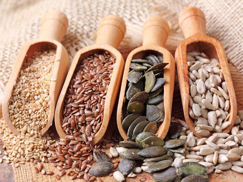 melhores sementes para perder peso