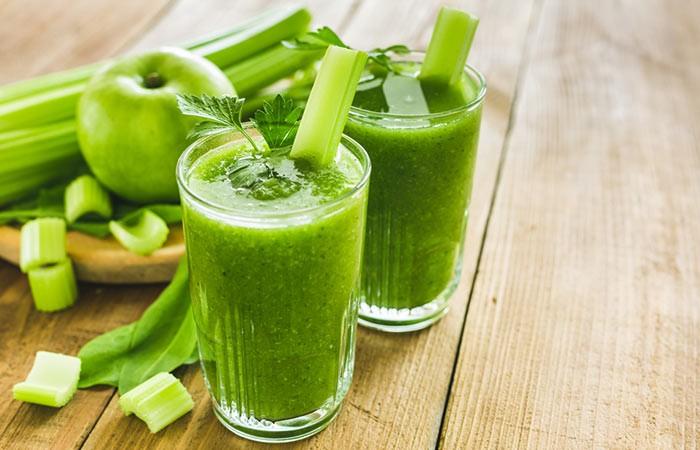 suco de aipo benefícios para perda de peso