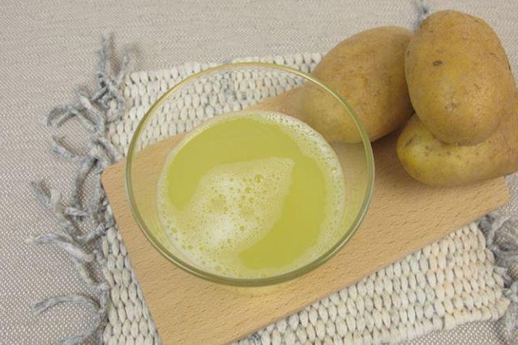 suco de batata