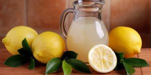 beneficios do suco de limao