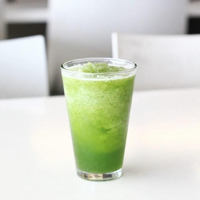 suco verde para perder peso