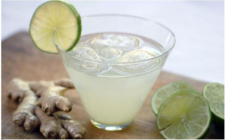 diga deus a gordura da barriga com esta limonada com gengibre
