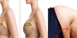 como eliminar a gordura da axila?