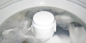 ingrediente para lavar e remover manchas