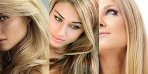 cores de cabelo loiro para cada tom de pele