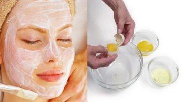 5 receitas de mascaras faciais para pele oleosa