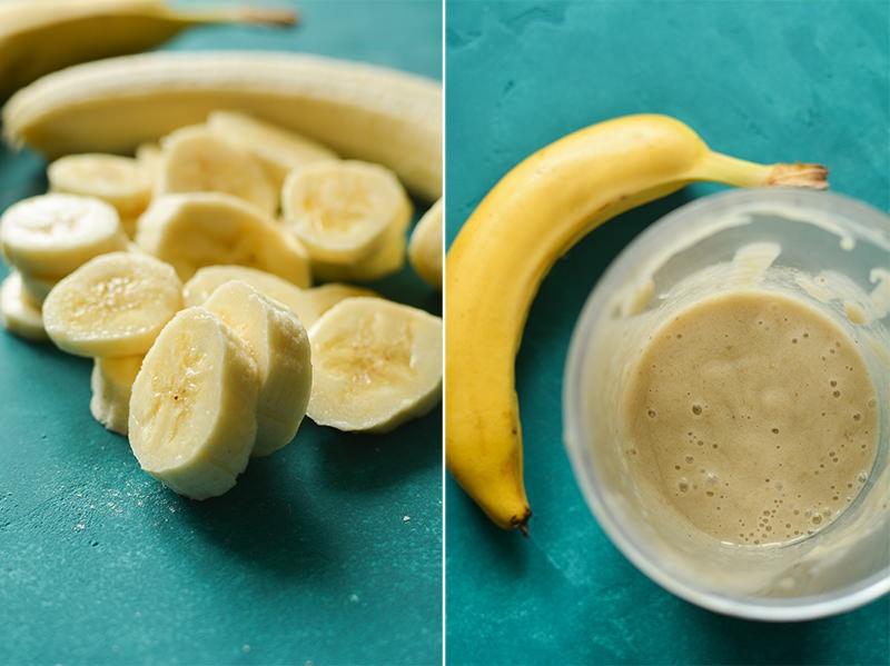 benefícios da banana para o cabelo!