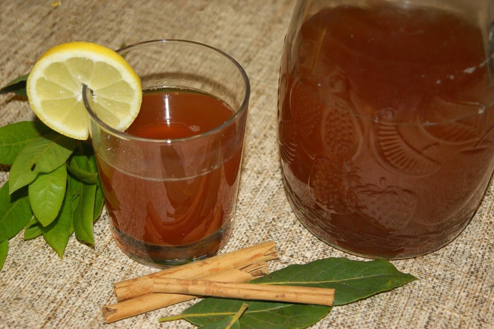 Chá com Canela e Folha de Louro Para Perda de Peso