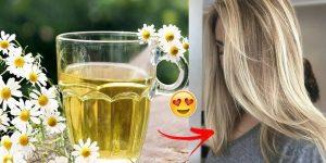 como clarear cabelos em casa