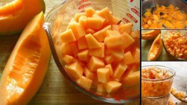 Dieta do Melão que Ajuda a Ficar Magra em Pouco Tempo