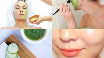 Máscara Facial de Pepino - Benefícios Para Pele, Como Usar e Receita