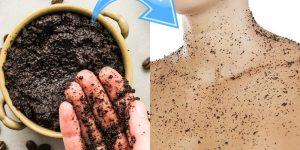esfoliantes corporal para deixar pele hidratada