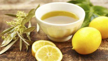 beneficios do azeite com limao para saude