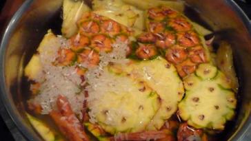 cha da casca de abacaxi e perca até 6,3kg por semana