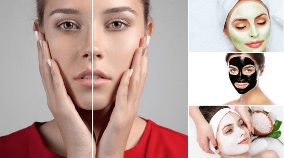 máscaras milagrosas para diminuir poros dilatados