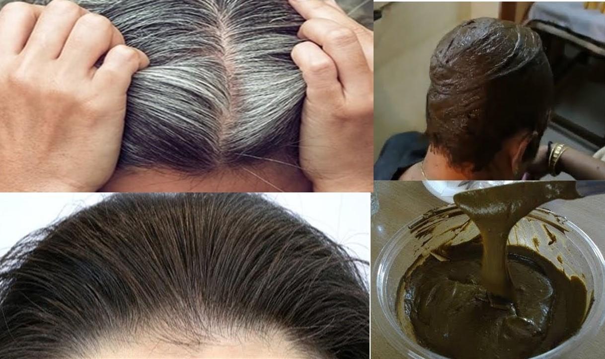 alecrim para eliminar os cabelos brancos