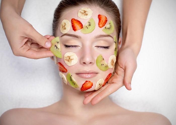 máscaras caseiras para pele seca