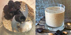 receita caseira de aveia para emagrecer