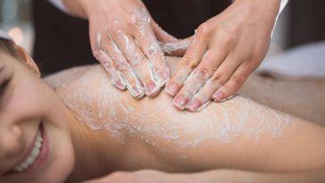 beneficios da esfoliaçao com sal marinho para pele