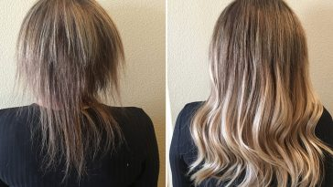 como recuperar cabelos quimicamente danificados em casa