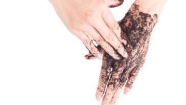 esfoliantes naturais para deixar as mãos macias