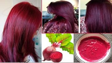 use isto para obter o cabelo ruivo naturalmente
