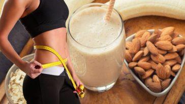 receitas com aveia para perder peso e queimar gordura