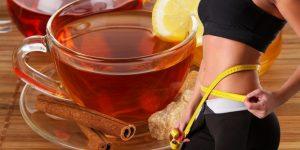 chá de canela, mel e limão para emagrecer