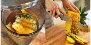 abacaxi com canela para emagrecer