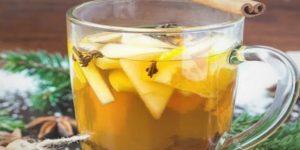 chá de abacaxi com canela para chapar a barriga