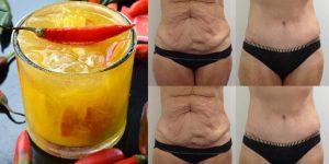 gengibre e pimenta para eliminar flacidez da barriga