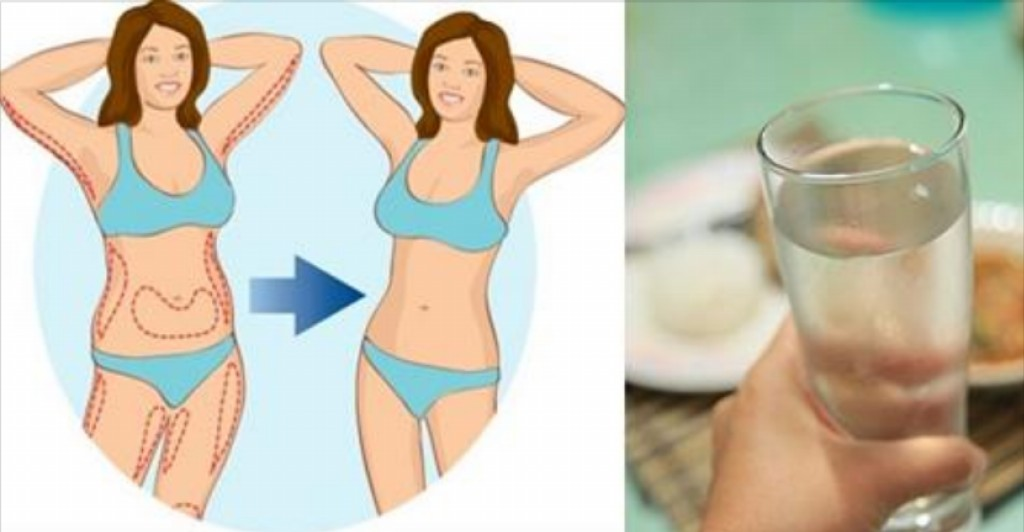 dieta à base de água