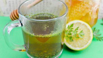 Vinagre de Maçã e Limão Para Reduzir Cintura