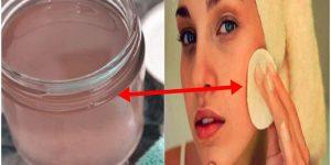 Como usar o vinagre para rejuvenescer a pele do rosto