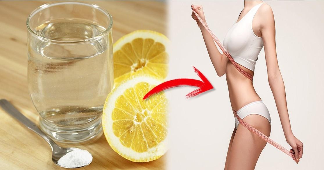 bicarbonato de sodio com limao para secar gordura da barriga