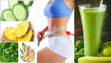 diminuir a barriga com suco de abacaxi