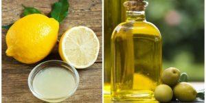 limão e azeite extra virgem ajuda a perder peso