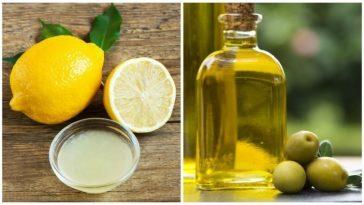 limao e azeite para perder peso